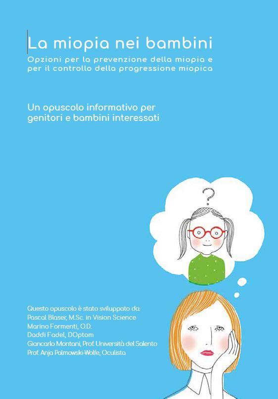 Booklet Myopia italien