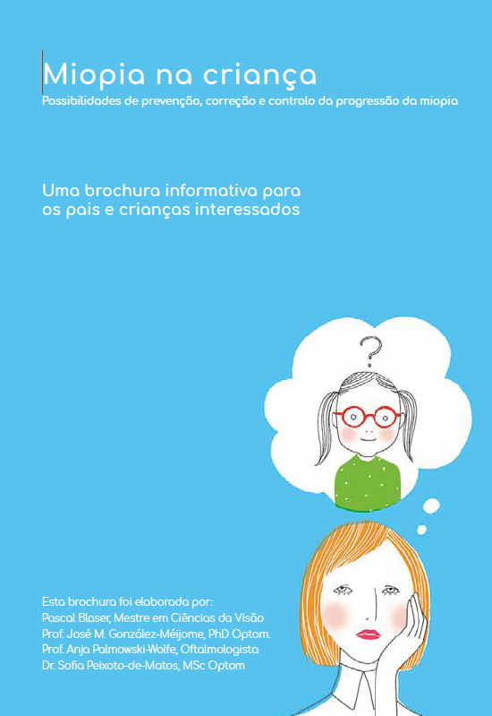 Booklet Myopia portugues