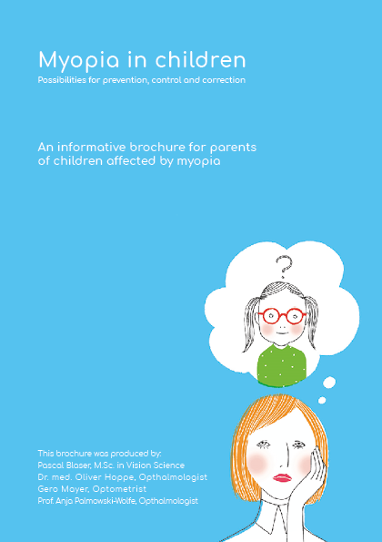 Myopia Booklet for Parents