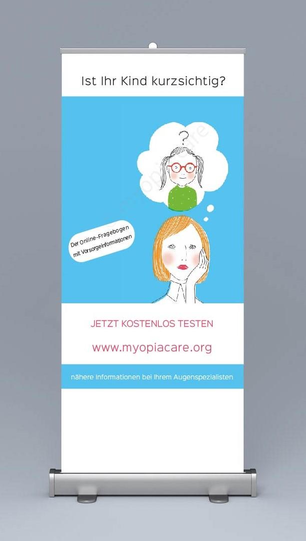 Rollup MyopiaCare